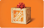 Home Depot - $100.00 gift card