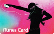 iTunes - $15.00 gift card