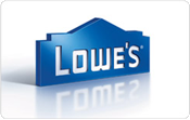 Lowes - $50.00 gift card